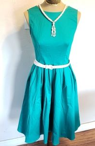 LUOUSE Vintage Swing Dress